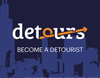 Detours - Layover UX design in Chicago
