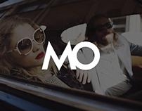 MO. magazine . Typo . brand . design
