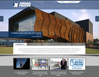 Web: Jordan Foster Construction - Responsive Design