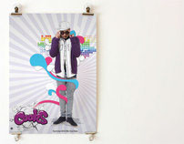 DJ Cooks Poster