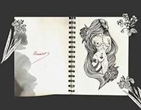 Illustration Sketchbook