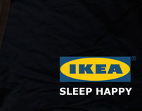 "IKEA ""Sleep Happy"" Campaign"