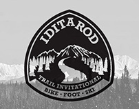 Iditarod Trail Invitational Logo Design