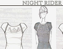 NIGHT RIDER - NORDSTROM - HOLIDAY 2014