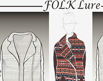 FOLK LURE - NORDSTROM - HOLIDAY 2014