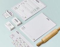 Maya Bakery Boutique Pastry Corporate Identity