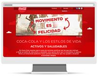 Coca-Cola Estilos de vida saludables