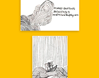 Doodling with The Card    Doodle, Sketches