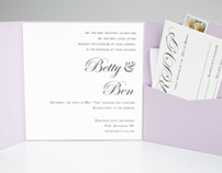 Zucker Invitations