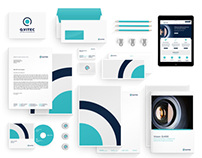 Q.VITEC – Branding, Web Design & Editorial