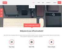 Keep it Simple! - Mini WP Theme