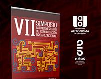 VII SILCO / Poster & Event Visual Design