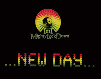 A New Day - INI MightyLockDown - Album Art Direction