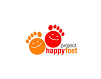 Project Happy Feet Slipper Race 2014