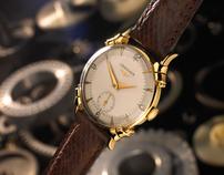 1920's Longines watch
