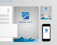 "Stationery Design - ""Baleal Spot Hotel"""