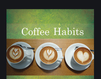 Coffee booklet