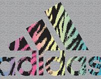 ADIDAS Tshirt Design