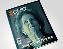 Scala Magazine - Proyecto editorial