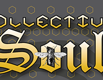 Collective Soul - Bee Illustration