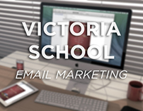 Victoria School - Email Marketing