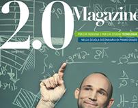 RIVISTA 2.0 Magazine - PEARSON PARAVIA - gennaio 2012