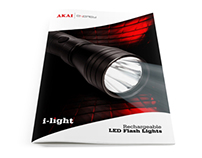 Akai Energy Flash Light Catalogue