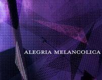ALEGRIA MELANCOLICA
