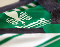 2013-14 hummel Greuther Fürth Matchwear