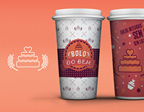 Branding   Identidade Visual - Bolo do Bem