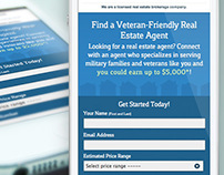 Realty Landing Page