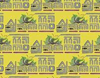 Repeat Pattern Design: MEXICO