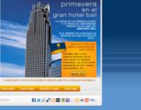 2009 - Gran Hotel Bali