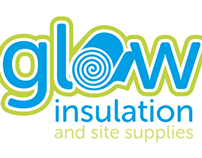 Glow Insulation Corporate Identity