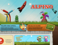 Alpino - Pequeño Gran Artista