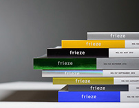 Frieze magazine marketing campaign 2014