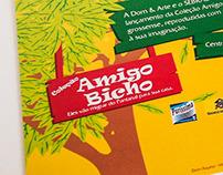 Convite Amigo Bicho - SEBRAE-MT