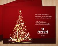 Ferrari - Natal