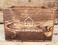 Woodworker | Logo e identidade visual
