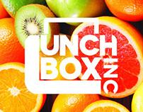 Lunchbox Inc - Logo & Brand Identity