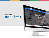 France TV - JO Sochi 2014