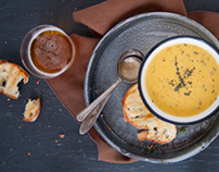 Food Photography / Soups