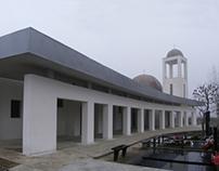 Myrrh-bearing Women Chapel