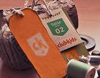 Club Kids Branding