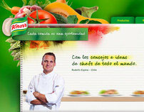 Knorr España - Comunicación Online