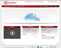 Readyspace Website