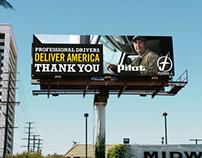 2013 Driver Appreciation Billboard