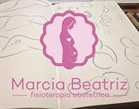 Branding - Márcia Beatriz - Fisioterapia Obstétrica