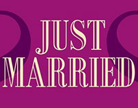 Just ♥ Married (Sample Font)