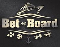 Bet on Board   Logo & Customer Card